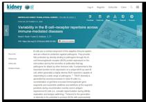 Kidney International Supplements is a peer-reviewed companion journal to Kidney International