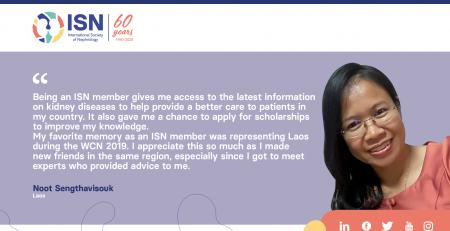 Read Noot Sengthavisouk's story, Member of the ISN