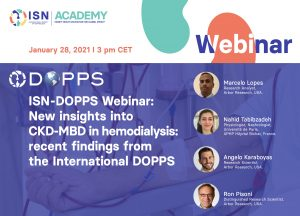DOPPS hemodialysis webinar