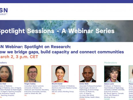 research spotlight webinar